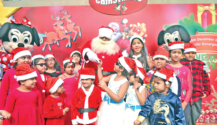 Christmas celebrated with zeal, fervour