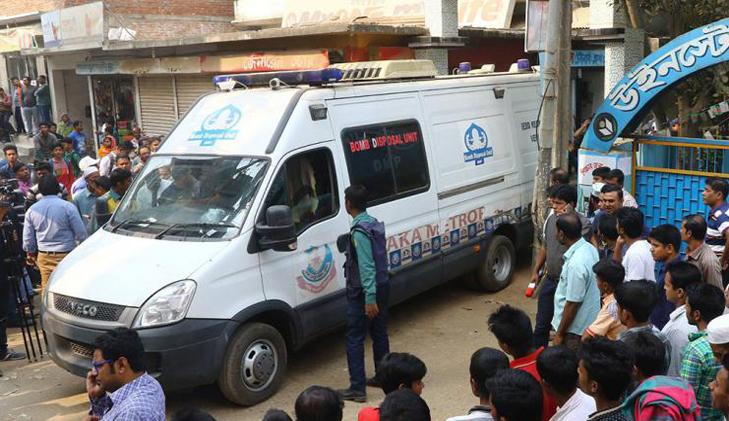 8 sued over Ashkona militant-den raid