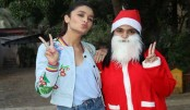 Alia Bhatt celebrates her Christmas with orphaned kids