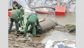 Germans evacuated for WWII bomb disposal