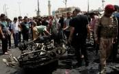 Blasts in, around Baghdad kill at least 11
