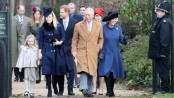 Queen misses Christmas Day church service 'because of cold'