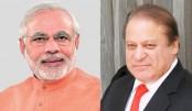 Modi greets Nawaz on his birthday