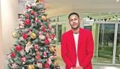 Stars of world football spread Christmas cheer