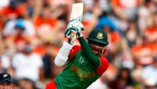 31st ODI fifty for Shakib