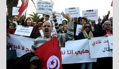 Tunisia security forces warn of returning jihadists