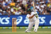 Azhar Ali century steers Pakistan on day two against Australia