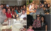 Ranbir Kapoor spends  quality time with his extended family over annual Christmas brunch