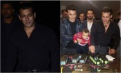 Salman Khan Celebrates his 51st Birthday With Friends And Family