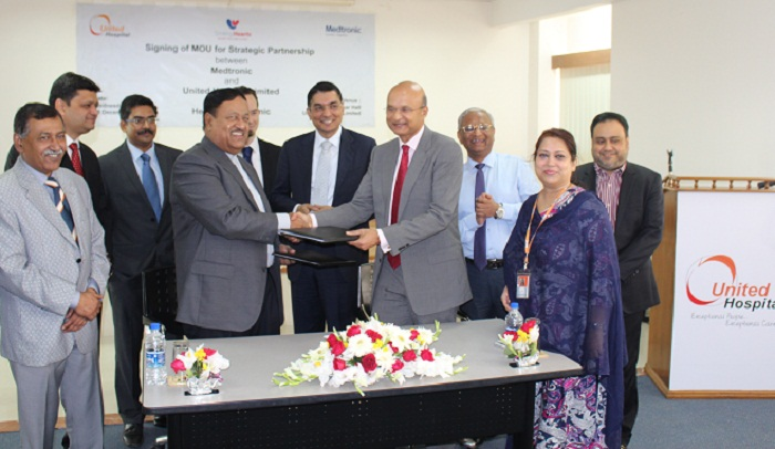First ever heart failure clinic Smiling Hearts launched in Bangladesh