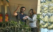 Saif, Kareena to spend quality time with son Taimur in Europe