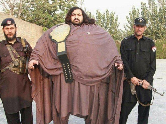 Meet Pakistan's very own Hulk