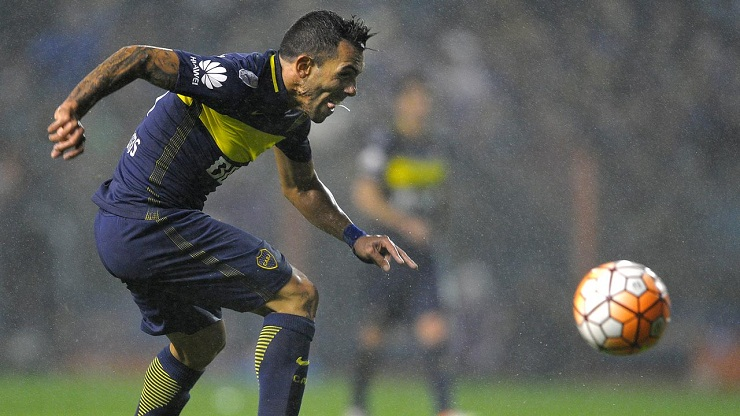 Now Tevez tops money charts