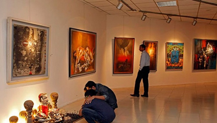 Asian art biennale