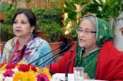 Prime Minister Sheikh Hasina opens dot bangla domain