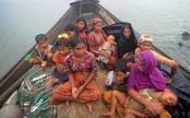 Border guards send back 8 boats carrying 97 Rohingyas