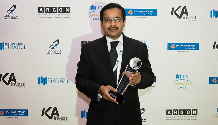 Standard Chartered Bank wins 'Best Foreign Exchange Bank in Bangladesh' award