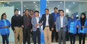 Samsung inaugurates its premium pavilion at Dhaka International Trade Fair