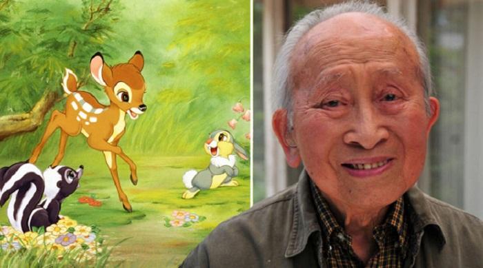 Bambi artist Tyrus Wong dies aged 106