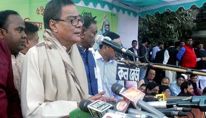 BNP doesn't want a democratic system: Ashraf
