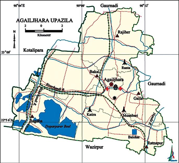 Agailjhara | 2017-01-06
