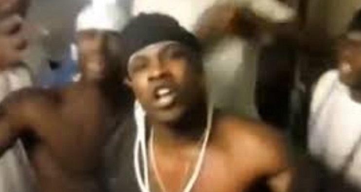 French rapper releases video filmed in prison