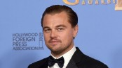 DiCaprio to present Golden Globes