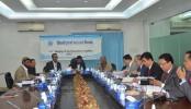 SJIBL's 693rd EC meeting held