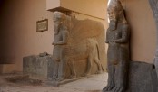 A 3,000-year-old palace at Nimrud wrecked, treasures disappearing