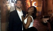 Serena Williams gives fans the first look at her engagement ring