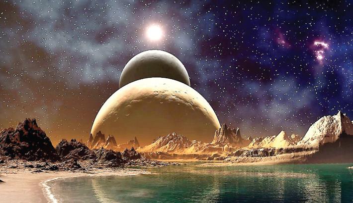 The Secret Of Infinite World
