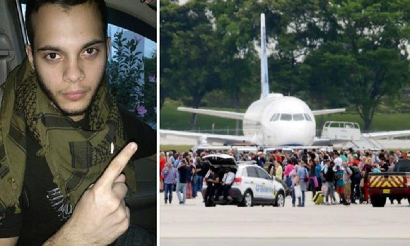 Suspect identified in Fort Lauderdale airport shooting
