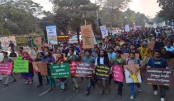 Anti-coal activists observe global protests day, announce half day strike on January 26