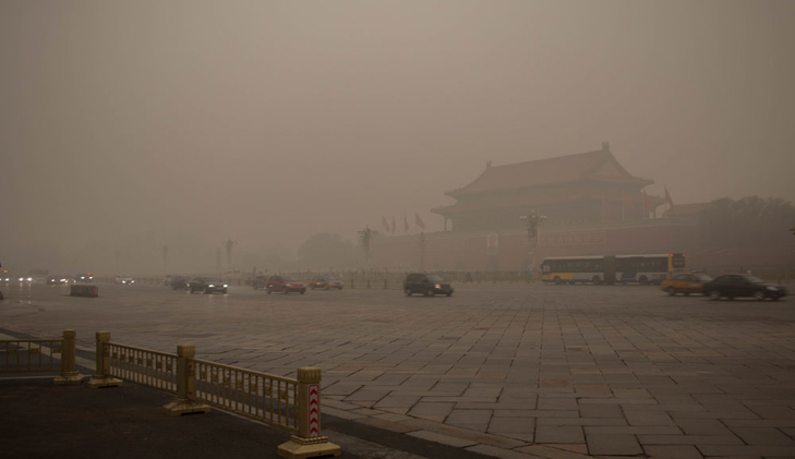 Red Alert: Why is the smog in China so bad?