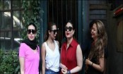 Kareena Kapoor Khan's day out with close friends