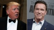 Donald Trump taunts Schwarzenegger over poor ratings