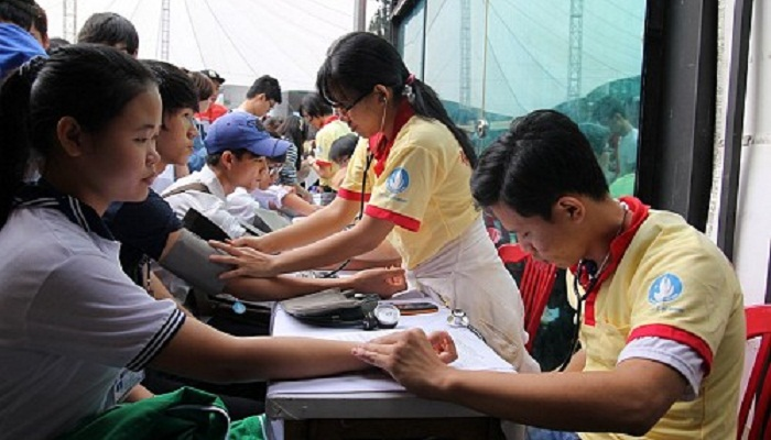 Vietnam drafting law considering compulsory blood donation
