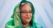 Prime Minister Sheikh Hasina says day for lagging behind is over