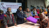 SCB donates blankets to destitute people