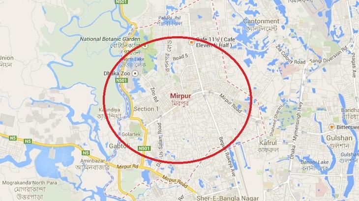 Mother, 2 kids found dead in Mirpur