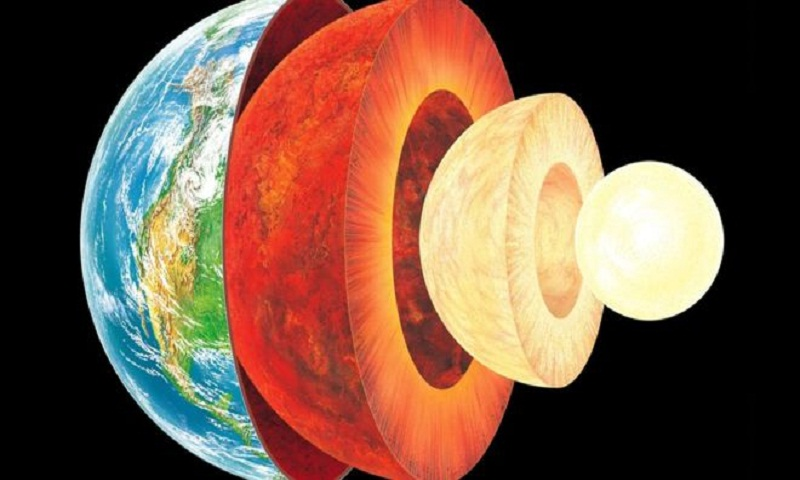 'Missing element' found in Earth's core