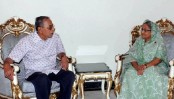 Awami League sits with President for Election Commission talks Wednesday