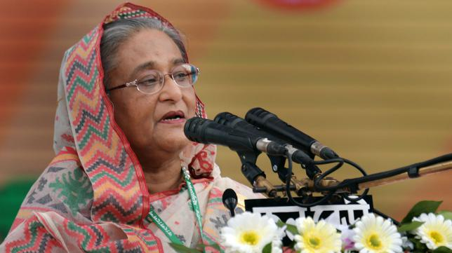 Prime Minister Sheikh Hasina to address nation Thursday
