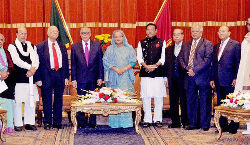 Awami League claims talks with President successful