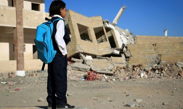 1,400 children killed in Yemen war: United Nations