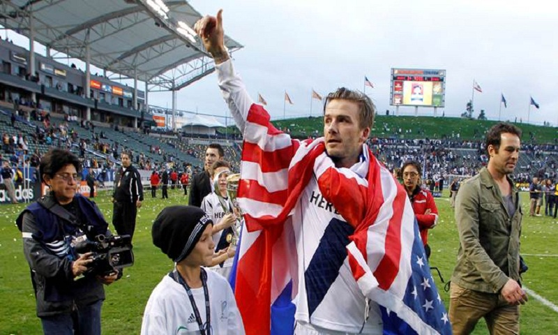 David Beckham put MLS on fast track to respectability