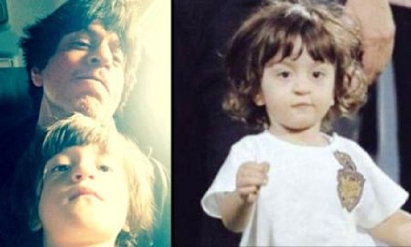 AbRam more charmer than his father SRK