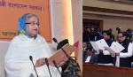 Prime minister asks Zila Parishad chairmen to work with honesty