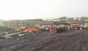 Barapukuria coal miners halt strike
