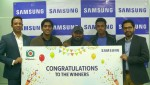 Winners of Samsung photography contest awarded